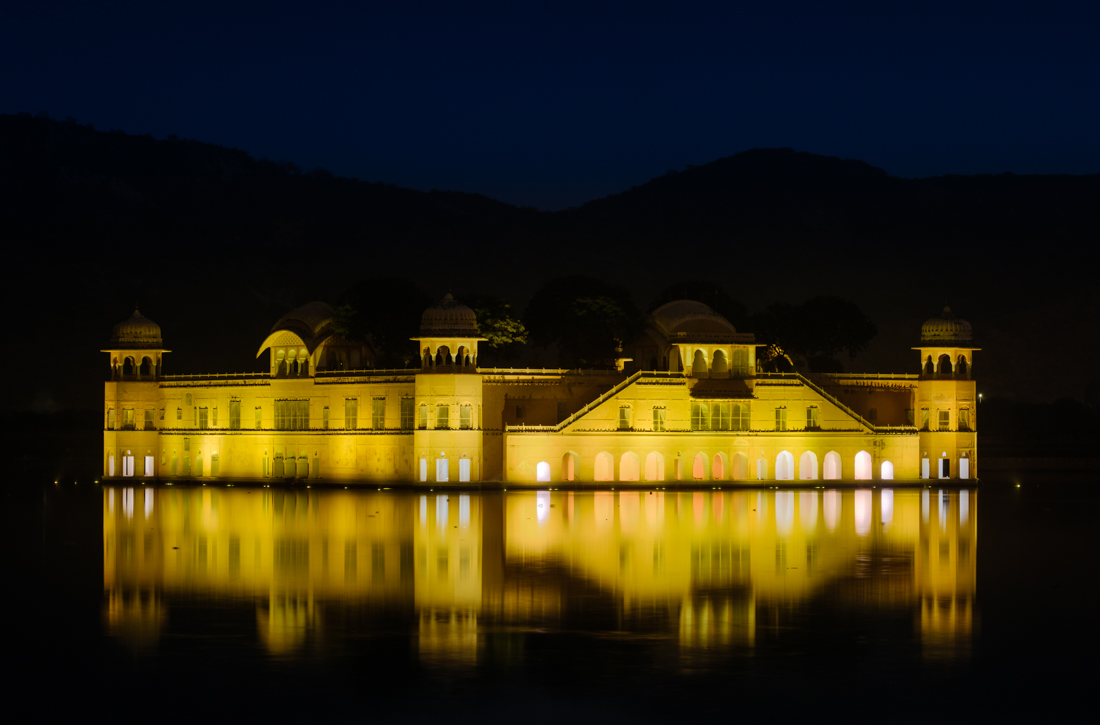 Jal Mahal also known as the Water Palace is located in the Man Sagar Lake of Jaipur and it is a very popular torist attraction.