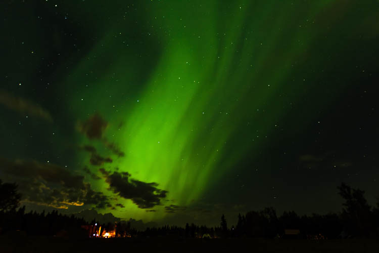 photo of the northern lights