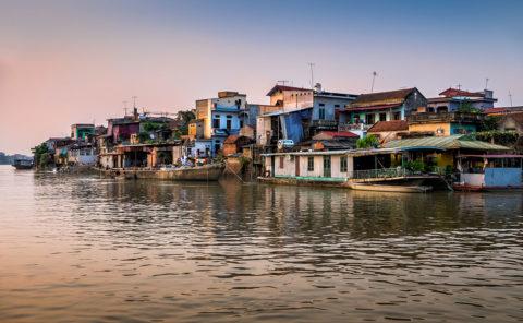 Lang Gom Tho Ha village. The village belongs to the Van Ha commune, it is located 50km away from Hanoi in Northern Vietman