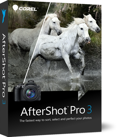 review of Corel Aftershot Pro3 photo editing software