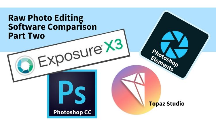 Best Photo Editing Software 2019 - Review of Post Processing