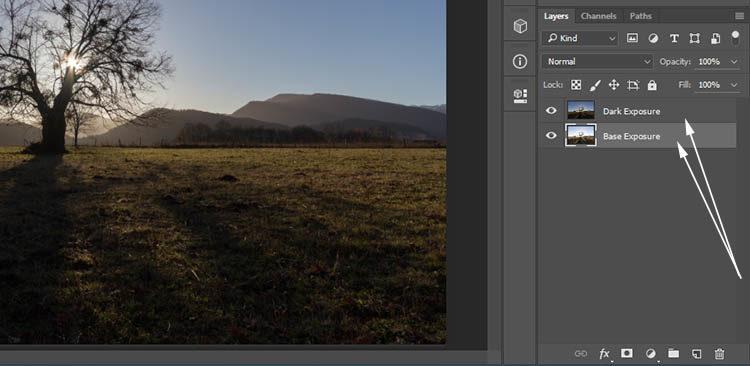 The Power of Exposure Blending in Photoshop - A Beginner's Tutorial