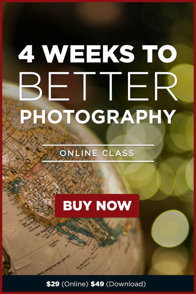 beginner photography course for under $50 - learn photography in as little as 4 weeks