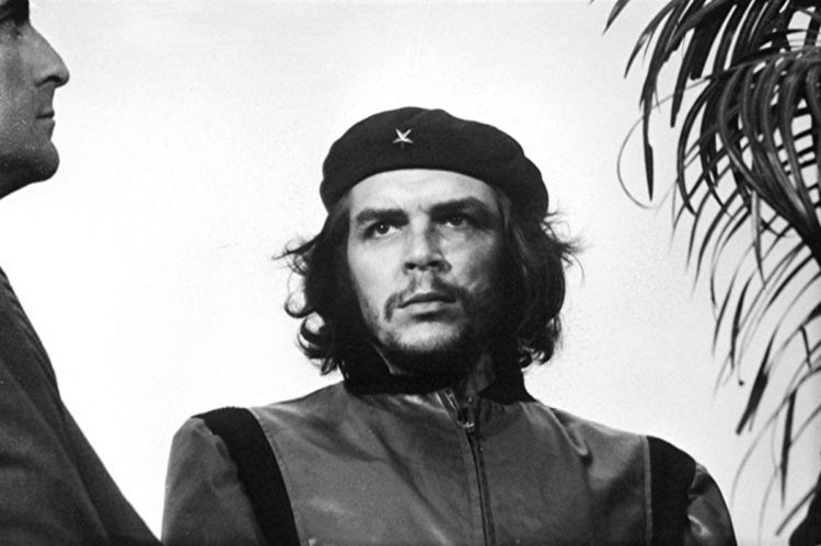 the iconic photo of Che Guevara by Alberto Korda