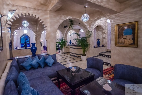 riad lina and spa in chefchaouen Morocco