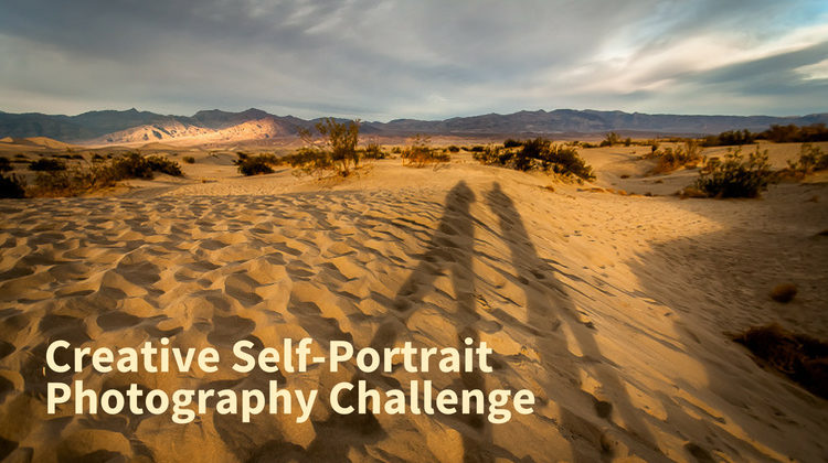 Creative Self-Portrait Photography Challenge
