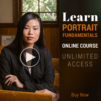 Learn Portrait Photography Fundamentals