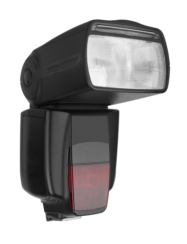 speedlight hot shoe flash for under $50