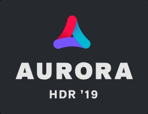 aurora hdr 2019 logo