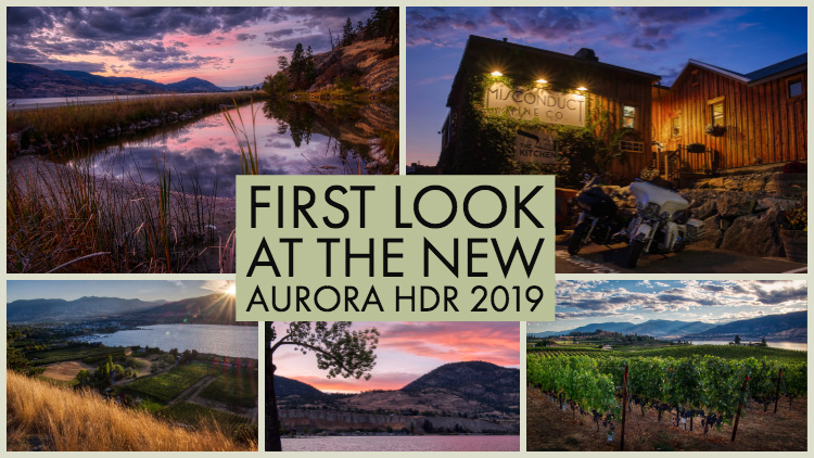 First Look at the New Aurora HDR 2019