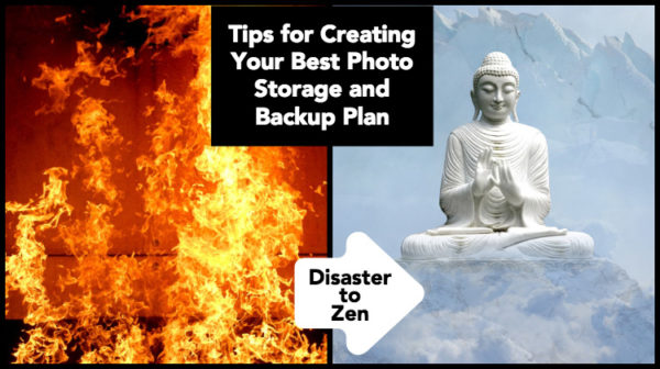 Tips for Creating Your Best Photo Storage and Backup Plan