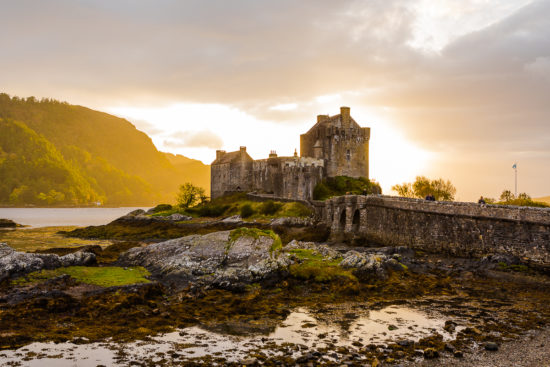 scotland photo tour castles and distilleries