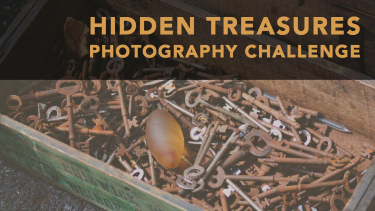Hidden Treasures – Photography Challenge