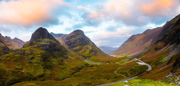 Scotland landscape photography checklist