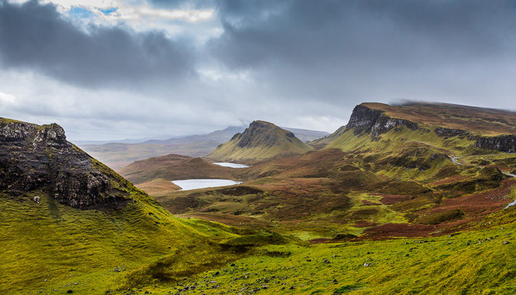 landscape photography checklist scotland scene