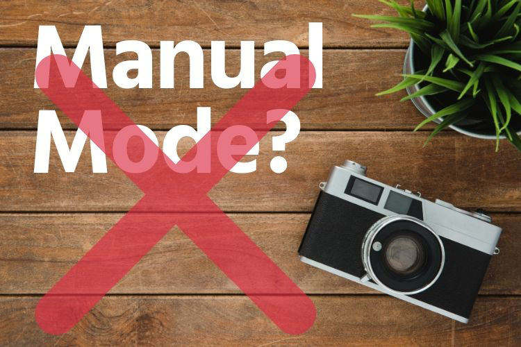 which camera mode is best for beginners, manual or automatic or