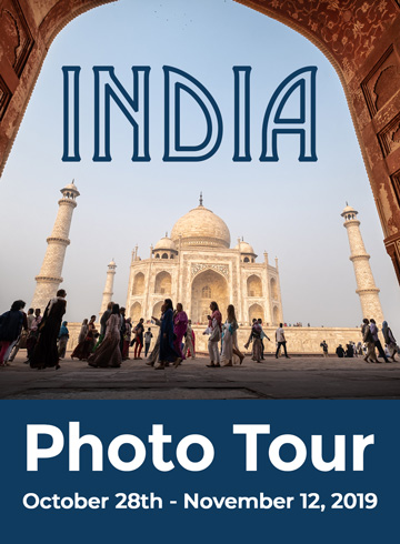 photo tour of India