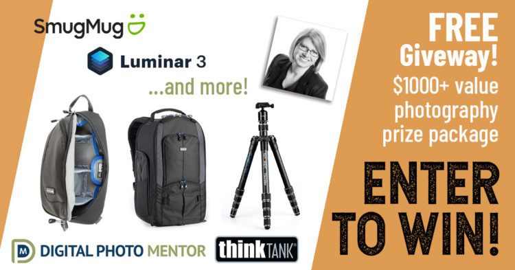 travel photography bundle - giveaway