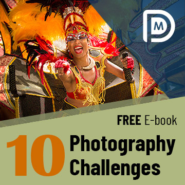 creative photography challenges for beginners