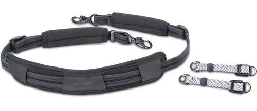 pacsafe slash proof camera strap photography accessories are perfect accessory for travel photographers