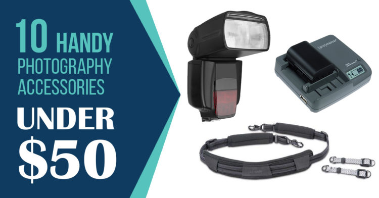 10 Photography Accessories Under $50