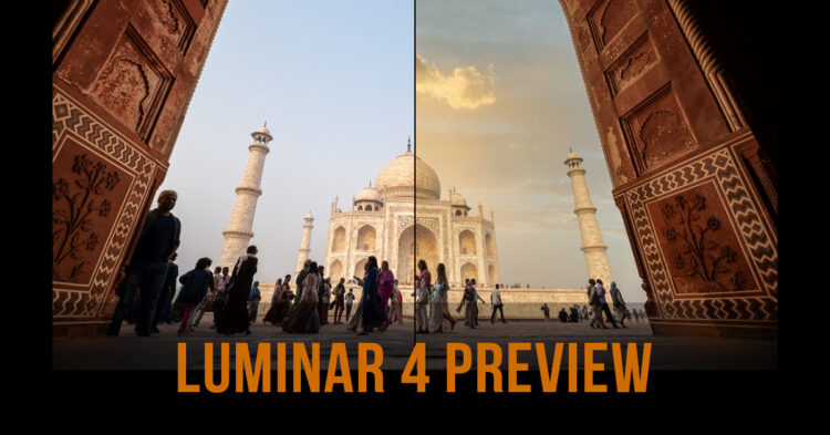 Luminar 4 – Quick Preview of its New Powerful AI Tools