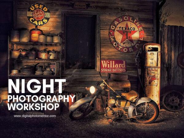 night photography workshop in edmonton alberta