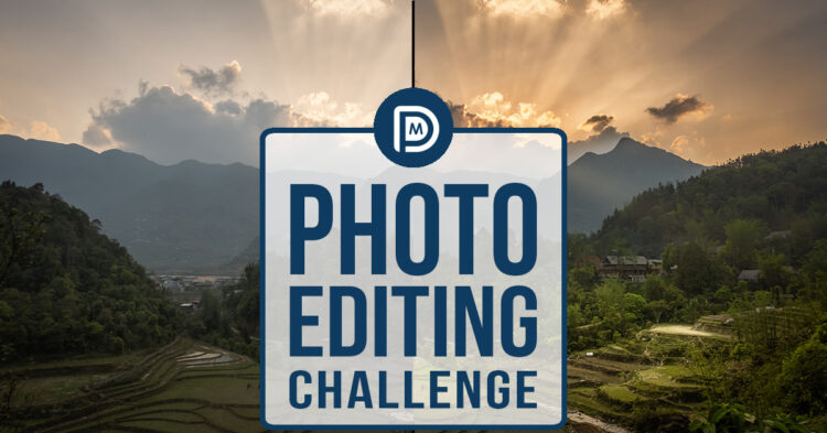 Photography Challenge – Processing Before and After
