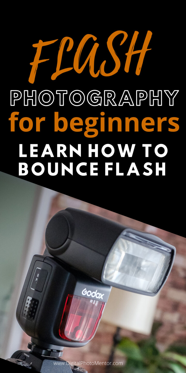 flash photography for beginners tips for bounce flash