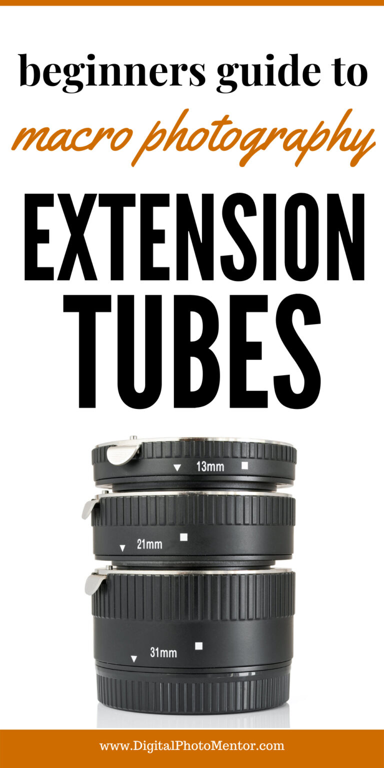 macro photography extension tubes beginners guide