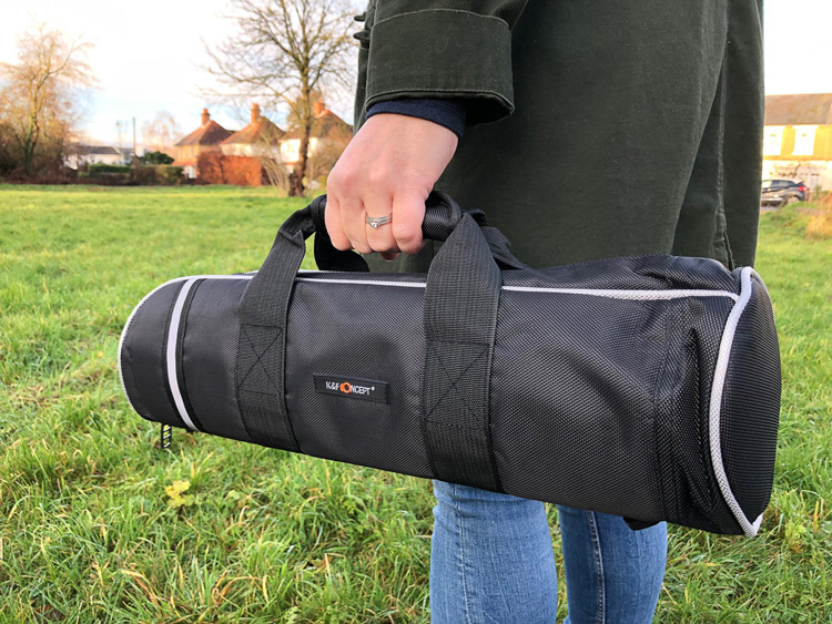 tripod carrying case