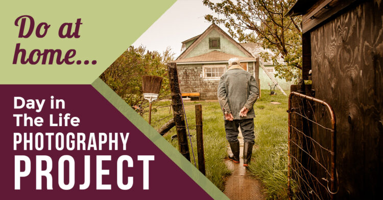 How to do a Day in the Life Photography Project