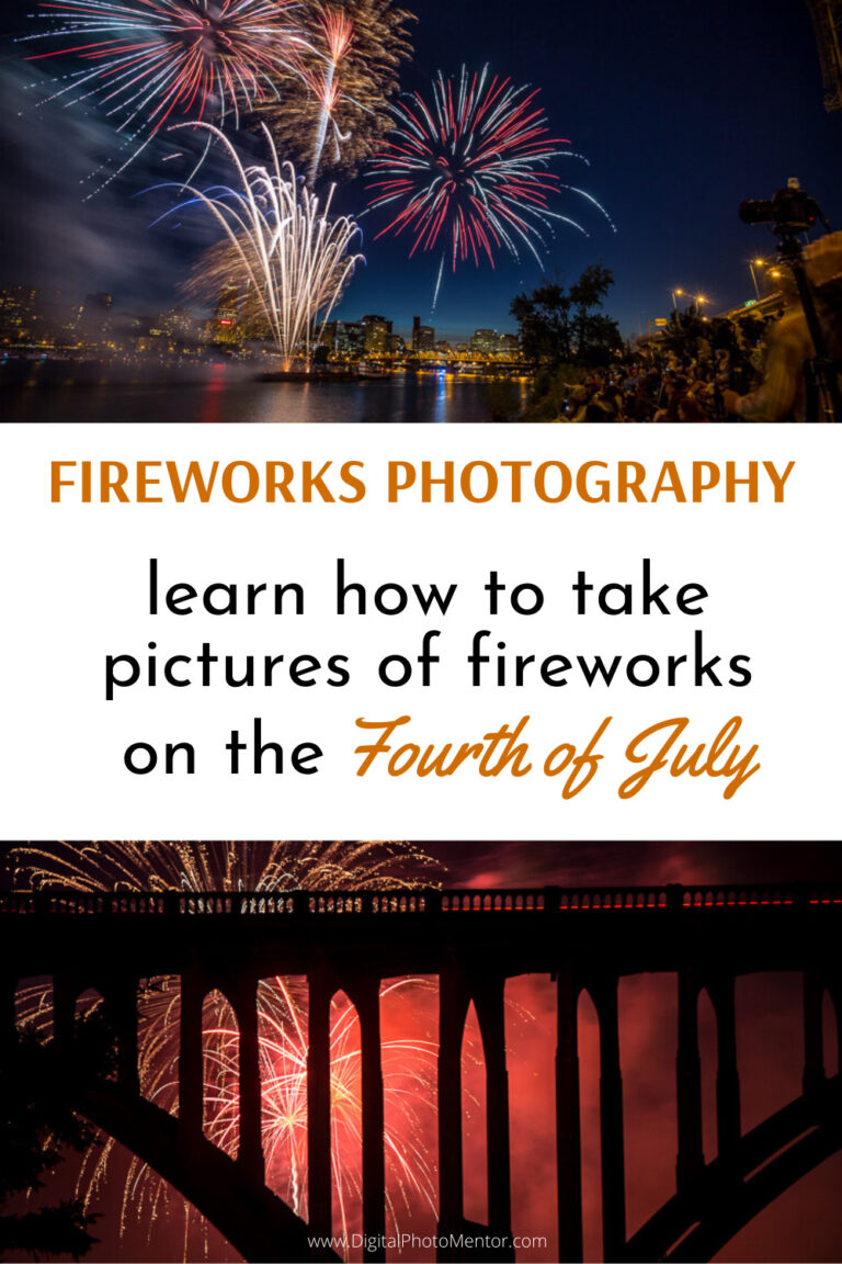 fireworks photography tips fourth of july