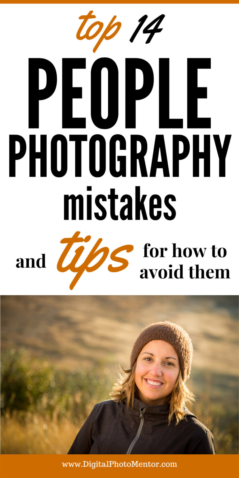 people photography tips