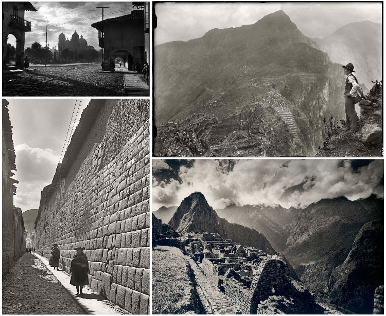 iconic historical photos of Peru taken by portrait photographer Martin Chambi