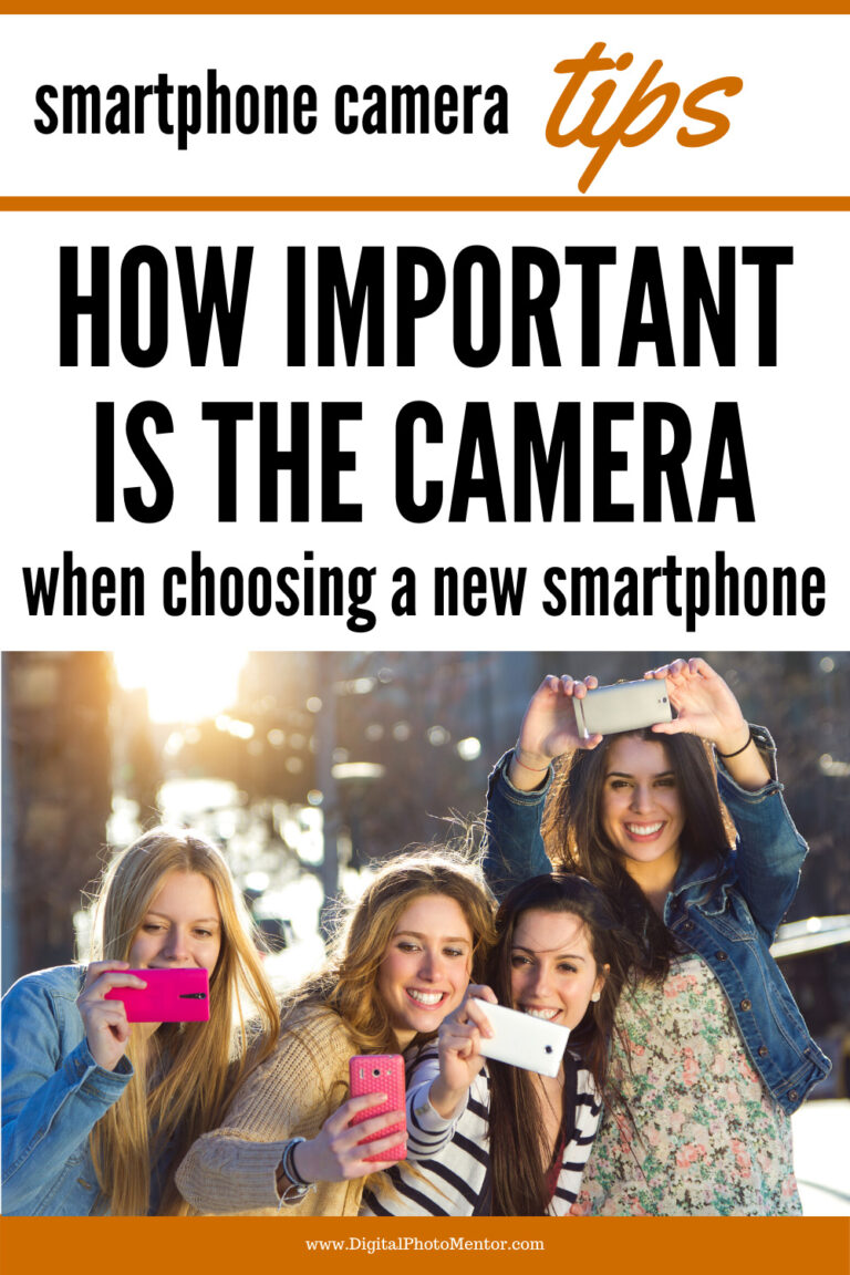 smartphone camera tips for buying your new smartphone