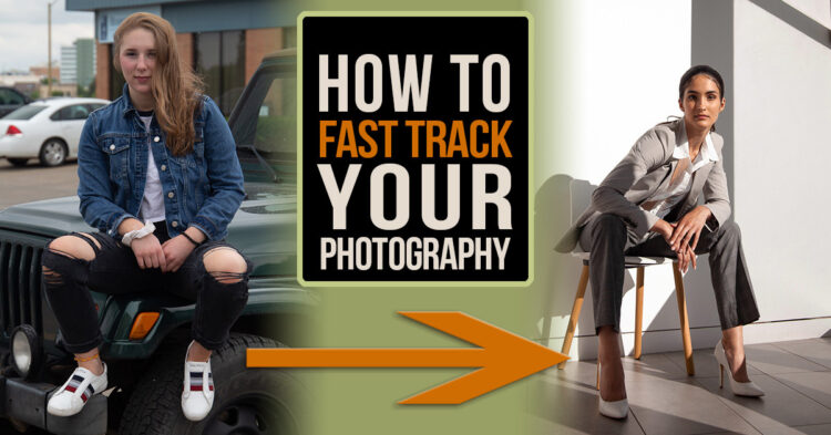 learn how to fast track your photography education and skills