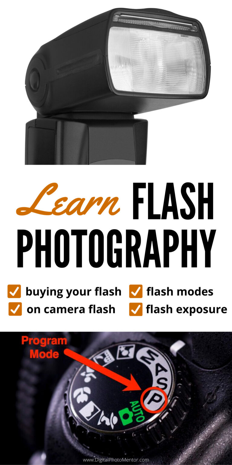 learn flash photography