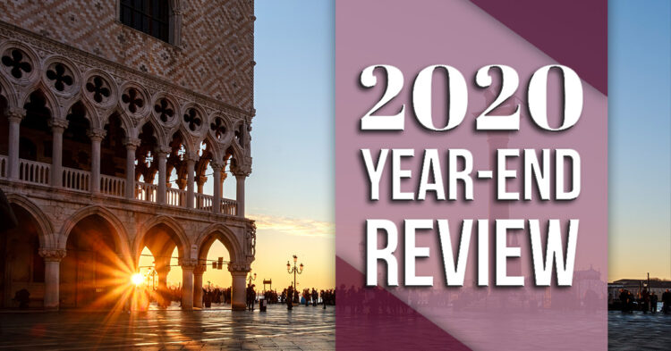 2020 Year-End Review and Goal Setting