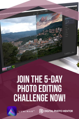 5 day photography challenge