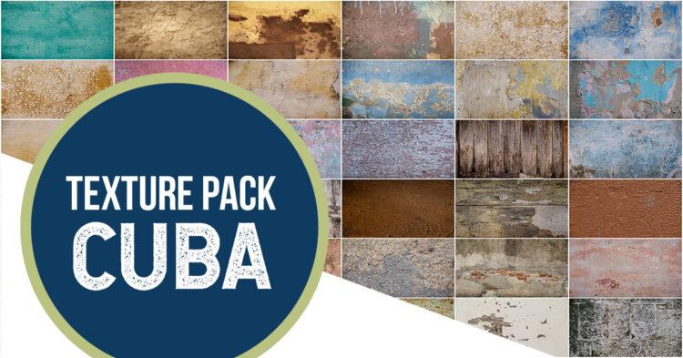 Cuba texture pack