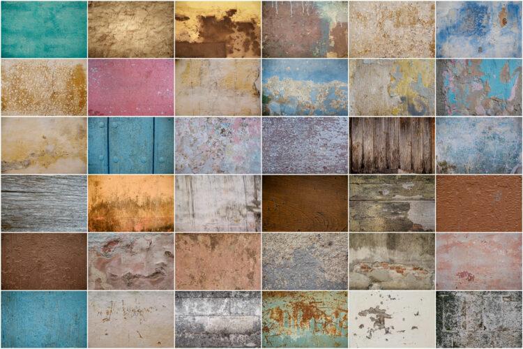 Cuba Texture Pack Contact Sheet