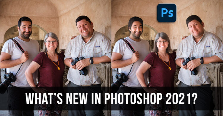Photoshop 2021 – What's new and what's a little funky?