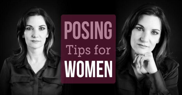 Portrait Posing Tips for Women