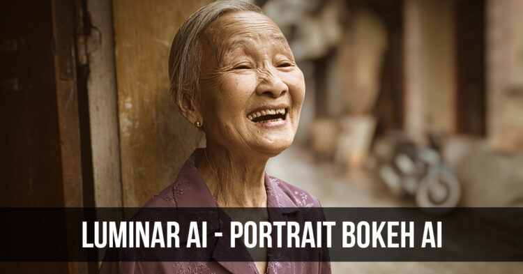 Why the Exciting New Portrait Bokeh AI Tool Will Knock Your Socks Off